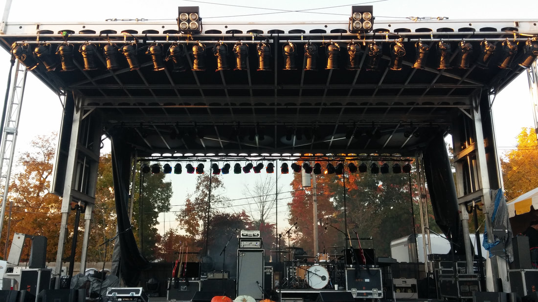 STAGE - ALL TECH SOUND